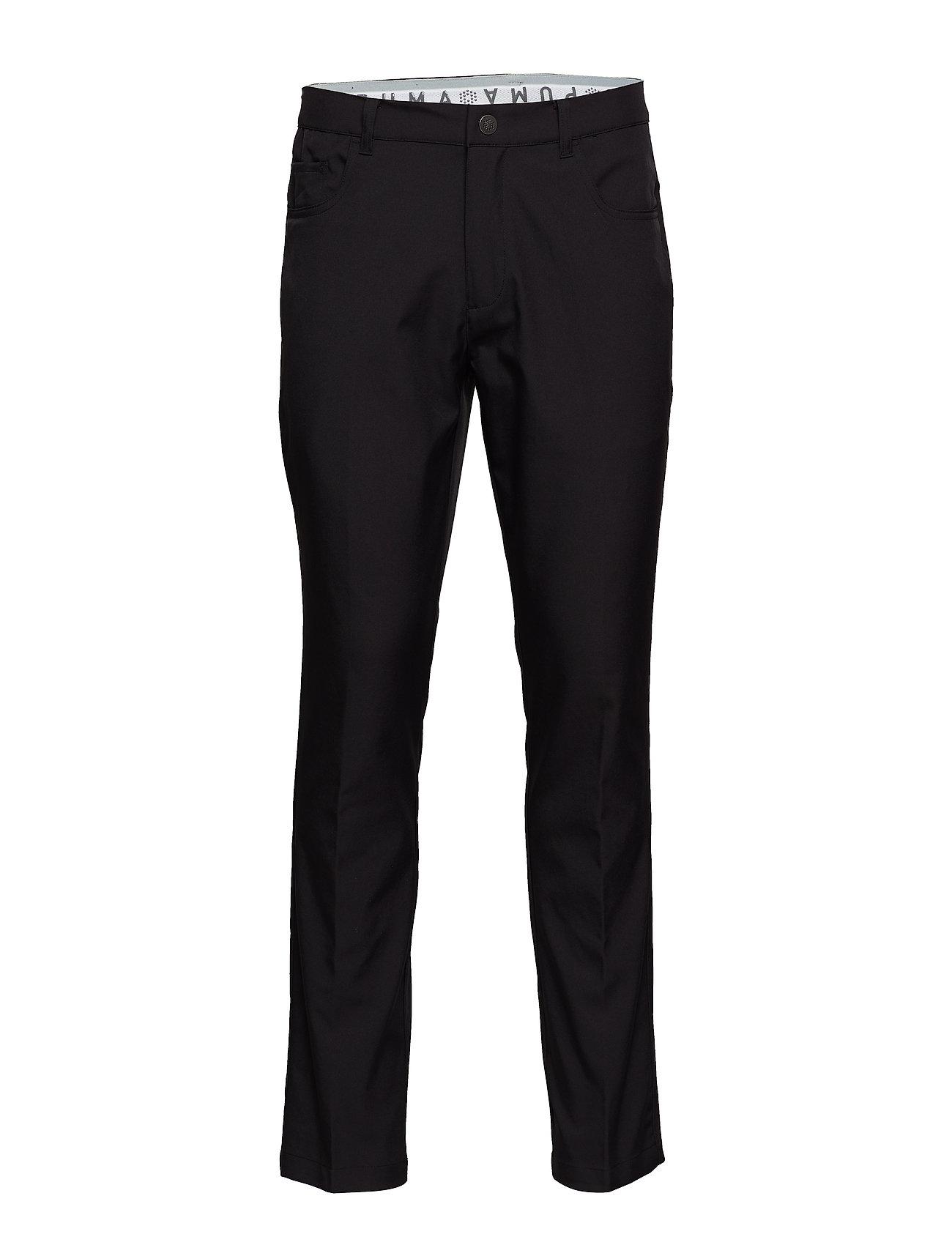 Image of Jackpot 5 Pocket Pant Sport Pants Sort PUMA Golf (3513565613)