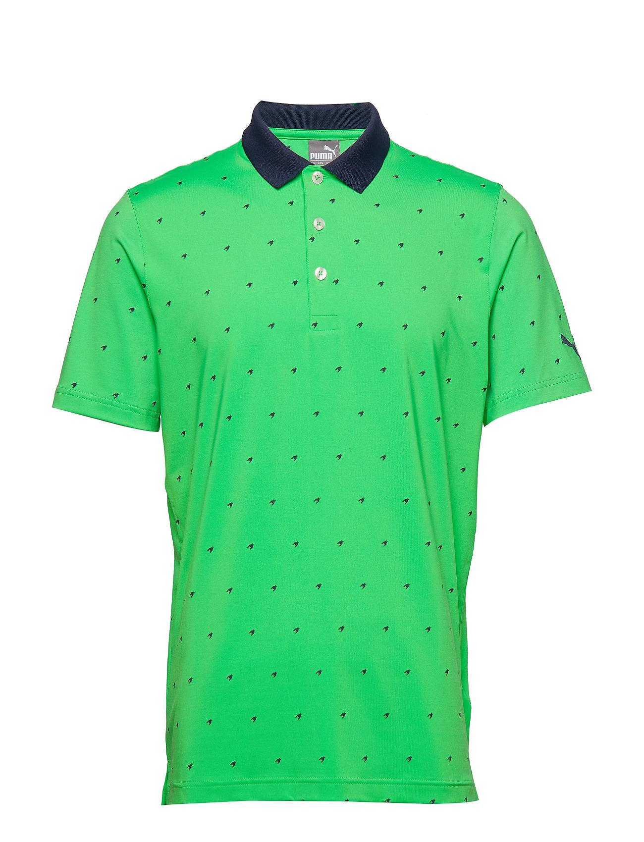 PUMA Golf Skerries Polo - IRISH GREEN