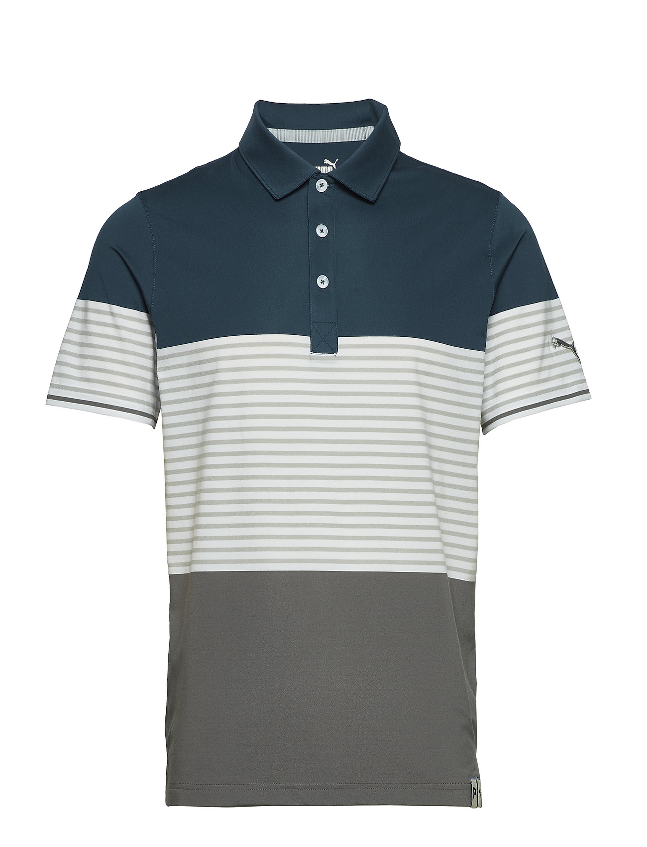 PUMA Golf Taylor Polo - DARK DENIM