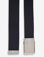 PUMA Golf - Reversible Web Belt - sportbälten - navy blazer - 2