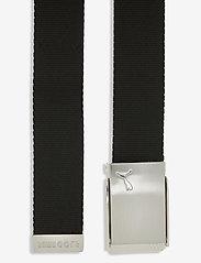 PUMA Golf - Reversible Web Belt - sportbälten - puma black - 2