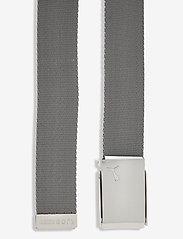 PUMA Golf - Reversible Web Belt - sportbälten - puma black - 3