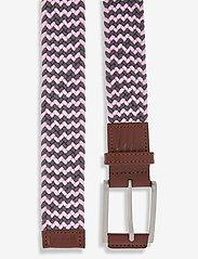 PUMA Golf - X Weave Belt '21 - sport belts - quiet shade - 1