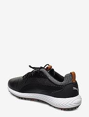 PUMA Golf - IGNITE PWRADAPT Leather 2.0 - golfschuhe - puma black-puma black - 2