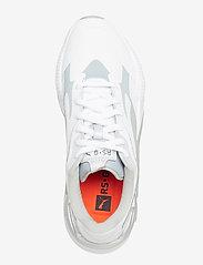 PUMA Golf - RS-G - golf shoes - puma white-quiet shade-quarry - 3