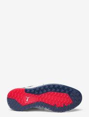PUMA Golf - PROADAPT ALPHACAT - golf shoes - puma white-navy blazer-high risk re - 4
