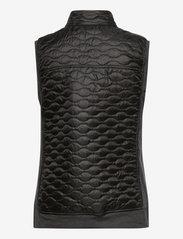 PUMA Golf - W Cloudspun WRMLBL Vest - gevoerde vesten - puma black - 1