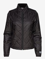 PUMA Golf - Quilted Primaloft Jacket - golfjakker - puma black - 1