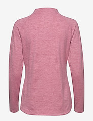 PUMA Golf - Cloudspun W Warm Up Jacket - sweatshirts - rapture rose heather - 1