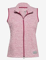 PUMA Golf - W Warm Up Vest - gevoerde vesten - rose wine heather - 0