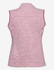 PUMA Golf - W Warm Up Vest - gevoerde vesten - rose wine heather - 2