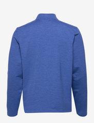 PUMA Golf - Cloudspun Stlth  Zip - longsleeved tops - mazarine blue heather-quiet shade - 1