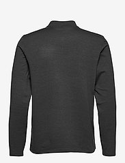 PUMA Golf - Cloudspun Stlth  Zip - basic-sweatshirts - puma black heather - 1
