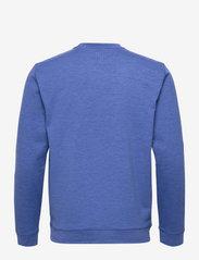 PUMA Golf - Cloudspun Crewneck - Överdelar - mazarine blue heather - 1