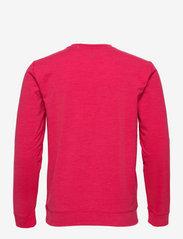 PUMA Golf - Cloudspun Crewneck - Överdelar - persian red heather - 1