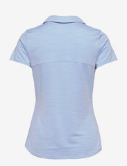 PUMA Golf - Cloudspun Free Polo - polo's - placid blue heather - 1