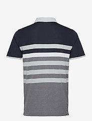 PUMA Golf - MATTR One Way Polo - pikeer - navy blazer-high rise - 1