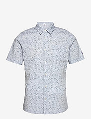 PUMA Golf - AP 19th Hole Button Down - short-sleeved shirts - halogen blue - 0