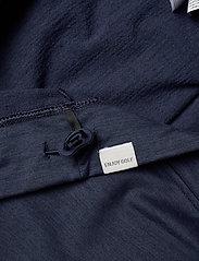 PUMA Golf - Cloudspun T7 1/4 Zip - golf jackets - navy blazer heather-bright white - 3
