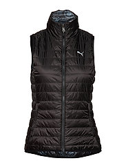 W PWRWARM Reversible Vest - PUMA BLACK