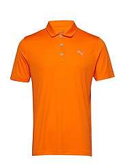 Rotation Polo - VIBRANT ORANGE