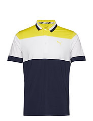 Nineties Polo - BLAZING YELLOW