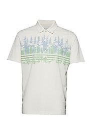 Pines Polo - ASHLEY BLUE