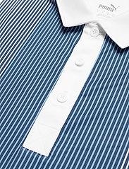 PUMA Golf - Tracks Polo - polos - bright white - 2