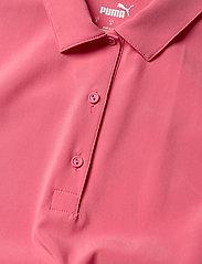 PUMA Golf - Sleeveless Dress - sportieve jurken - rapture rose - 4
