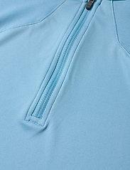 PUMA Golf - W Mesh 1/4 Zip - bluzki z długim rękawem - ethereal blue - 2