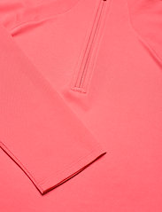 PUMA Golf - W Mesh 1/4 Zip - topjes met lange mouwen - georgia peach - 2