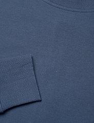 PUMA Golf - W Crewneck Zip Fleece - sweatshirts - dark denim - 2