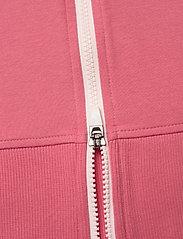 PUMA Golf - W Crewneck Zip Fleece - sale - rapture rose - 3