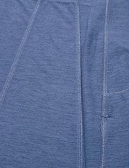PUMA Golf - W Warm Up Vest - golfjakker - dark denim heather - 5