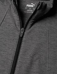 PUMA Golf - W Warm Up Vest - gevoerde vesten - puma black heather - 2