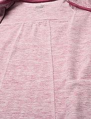 PUMA Golf - W Warm Up Vest - gevoerde vesten - rose wine heather - 7