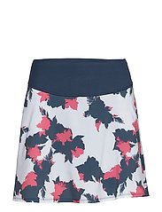 PWRSHAPE Floral Skirt - DARK DENIM