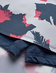 PUMA Golf - PWRSHAPE Floral Skirt - treningsskjørt - dark denim - 3