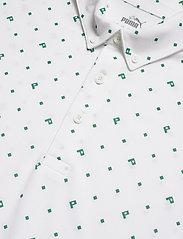 PUMA Golf - Pique P Polo - paidat - amazon green - 2