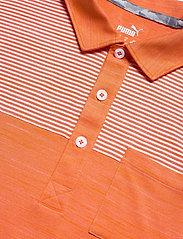 PUMA Golf - Cloudspun Pocket Polo - paidat - pureed pumpkin heather - 2