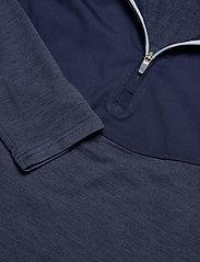 PUMA Golf - Cloudspun Stlth  Zip - podstawowe bluzy - navy blazer heather - 2