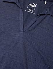 PUMA Golf - Cloudspun Free Polo - polo's - navy blazer heather - 2