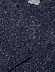 PUMA Golf - Boys Crewneck Sweater - knitwear - peacoat heather - 2