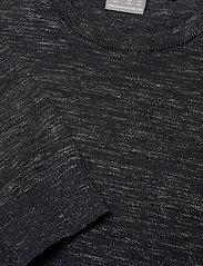 PUMA Golf - Boys Crewneck Sweater - knitwear - puma black heather - 2