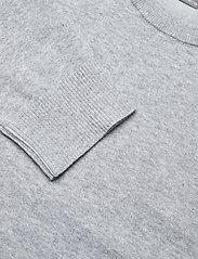 PUMA Golf - Boys Crewneck Sweater - jumpers - quarry heather - 2