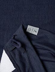 PUMA Golf - Cloudspun T7 Vest - golf jackets - navy blazer heather-bright white - 4