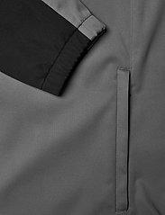 PUMA Golf - Riverwalk Wind Jacket - golf jackets - puma black-quiet shade - 3
