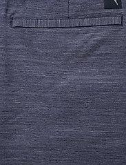 PUMA Golf - 101 Heather Short - golf shorts - navy blazer heather - 4