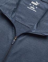 PUMA Golf - W Cloudspun FZ Vest - gebreide vesten - navy blazer heather - 2
