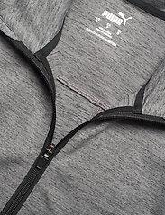 PUMA Golf - W Cloudspun FZ Vest - gebreide vesten - puma black heather - 2